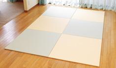和紙素材の畳表写真