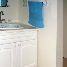 施工事例2:洗面所