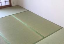 畳表替えの写真